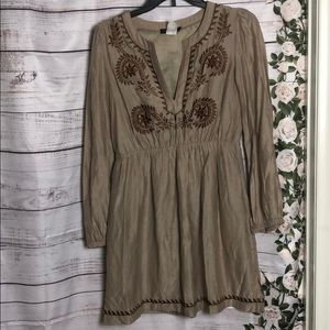Any 2 items for $15 Theme dress with embroidery